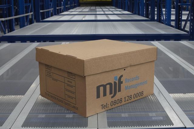 MJF Award Axiom £250k Document Storage Fit-Out